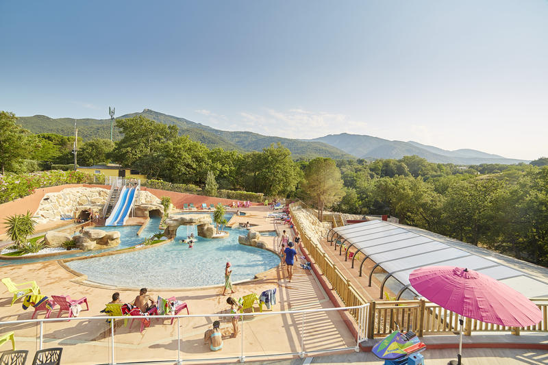 CAMPING LES ALBERES - piscine ©A.Lamoureux03