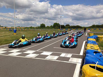 karting cybele vacances